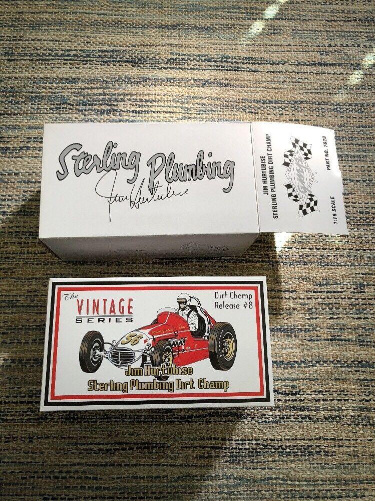 orden en línea La serie Vintage Vintage Vintage Jim armaduras Sterling Fontanería suciedad Champ 1 18 Diecast  conveniente