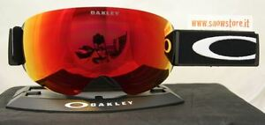 3582d64d47 Image is loading OAKLEY-FLIGHT-DECK-XM-MATTE-BLACK-PRIZM-TORCH-