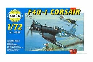 SMER-0835-1-72-F4U-1-Corsair