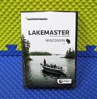 Humminbird Lakemaster Wisconsin Digital Chart Hcwi7 V7.0 600025-5