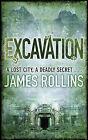 Excavation by James Rollins (Paperback, 2009)