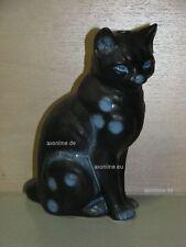 +# A003130_01 Goebel Archiv Muster Cortendorf Lampenfuß Lamb Stand Katze Cat
