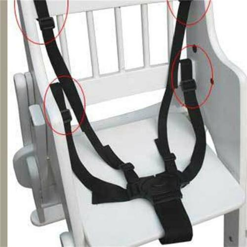 Harness Stroller High Chair Pram Buggy Car Safe Belt Strap Baby Chair Buggy LJ