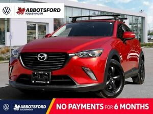 2018 Mazda CX-3 GS   One Owner   Bluetooth   Backup Camera   Blind Spot Monitor   Heated Front Seats!  