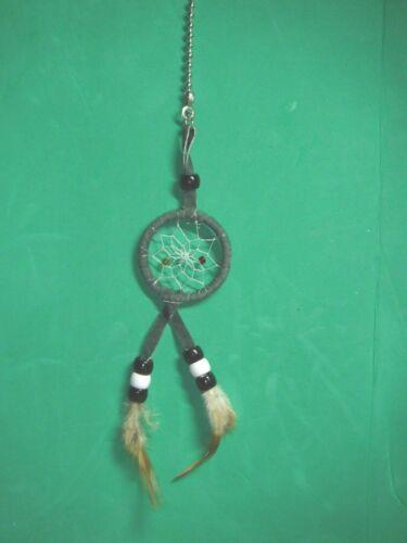Dream Catcher  Ceiling Fan Pull Chain Green