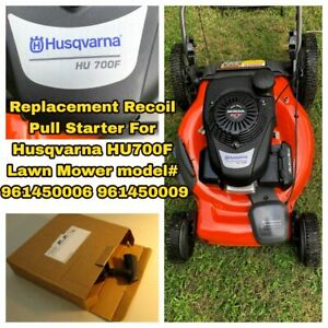 Recoil-Pull-Starter-For-Husqvarna-HU700F-Lawn-Mower-model-961450006-961450009