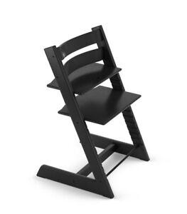 Stokke Tripp Trapp Highchair - Black