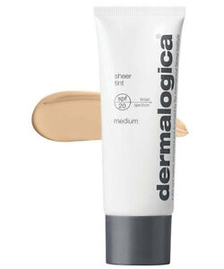 Dermalogica-NEW-Sheer-Tint-spf20-MEDIUM-40ml-Fresh-Stock
