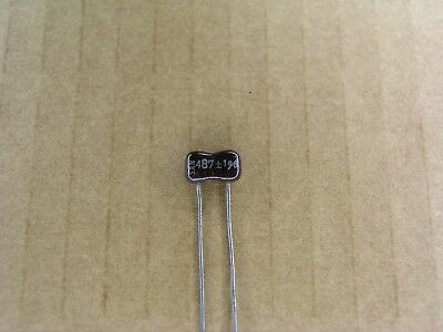 Lot of 3 Radial Dipped Silver Mica Capacitors 1.2pF to 1,000pF
