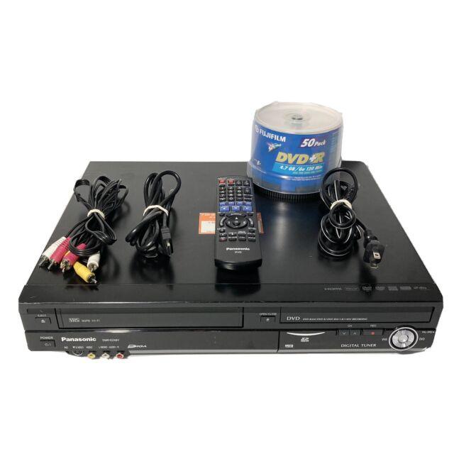 HDMI Converter Sony VCR VHS Transfer Bundle w// Remote USB Adapter