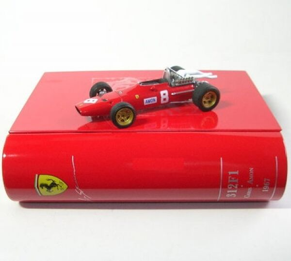 Ferrari 312 f1 No. 8 Chris Amon German GP 1967
