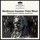 Beethoven:Klaviersonaten op.27,13,57 von Peter Rösel (2016)