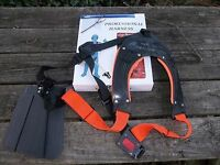 Pro (shoulder Strap & Harness) Fits: Most Gas Powered Trimmers - (special Offer)