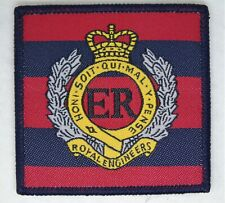 Royal Engineers British Army  Iron or sew on patch