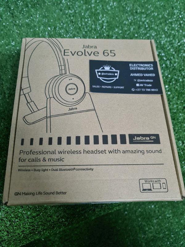 Jabra Evolve 65 New
