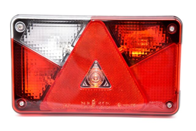 Leuchte Rechts und Links 7 polig Asp/öck Multipoint 2 Leuchten Set