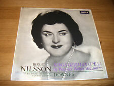 Birgit Nilsson-sings german opera.LP stereo