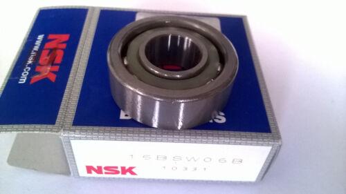 NSK 15 BSW 06 B steering box Ball Bearing 15BSW06B
