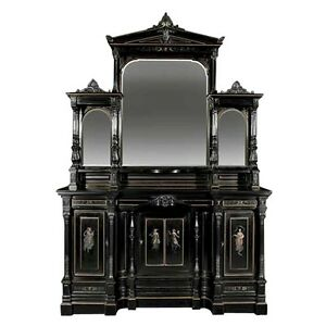 American-Aesthetic-Ebonized-Parlor-Cabinetry-by-Pottier-Stymus-7304