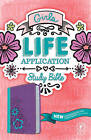 Girls Life Application Study Bible-NLT by Tyndale House Publishers (Leather / fine binding, 2016)