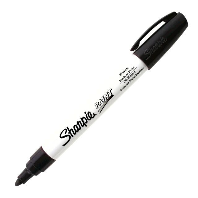 Fine Bullet Point Choose Color Sharpie Oil Base Paint Marker 1 Pen//Pack