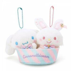 New Sanrio Cinnamoroll /& Wish Memel A6 Notebook Cinnamel Dream From Japan F//S
