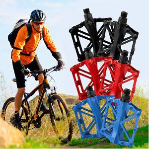 NEW-ALLOY-FLAT-PLATFORM-BIKE-PEDALS-9-16-MOUNTAIN-BICYCLE-MTB-BMX-CYCLE