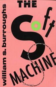Complete-Set-Series-Lot-of-3-Nova-books-by-William-S-Burroughs-Soft-Machine