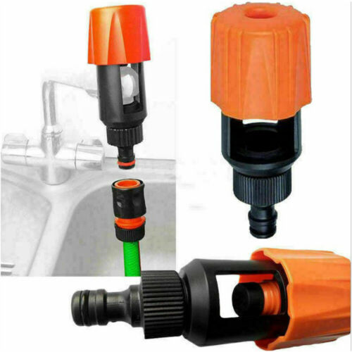 Universal Water Tap Household Garden Hose Pipe Connector Quick Fitting Connector