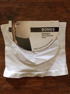 Hard-Working Bonds Bumps Side Seamfree Band Sz14/16&18/20 Bnwt To Help Digest Greasy Food Belly Belts, Bands