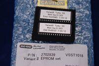 Bio-rad Variant Ii Vsst1018 2702839 Eprom Set Turbo Ss Vsst1018