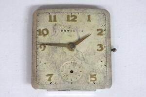 Hamilton-980-handwind-watch-movement-for-parts-restore-139078