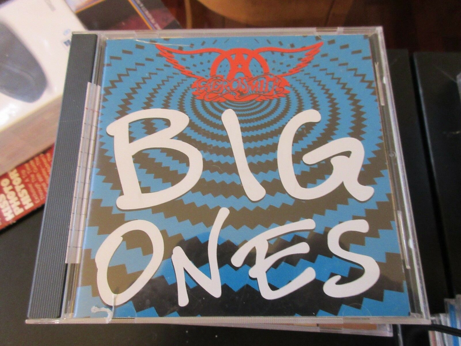 Aerosmith , Big Ones , CD 791687084291