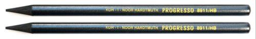 Progresso crayones de grafito Palo Lápiz 8911 HB 2B 4B 6B 8B Aquarell Koh-i-noor