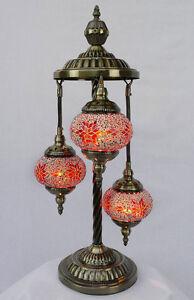 stehlampe lampe orientalisch istanbul mosaiklampe orient 1001 nacht gl02or a ebay. Black Bedroom Furniture Sets. Home Design Ideas