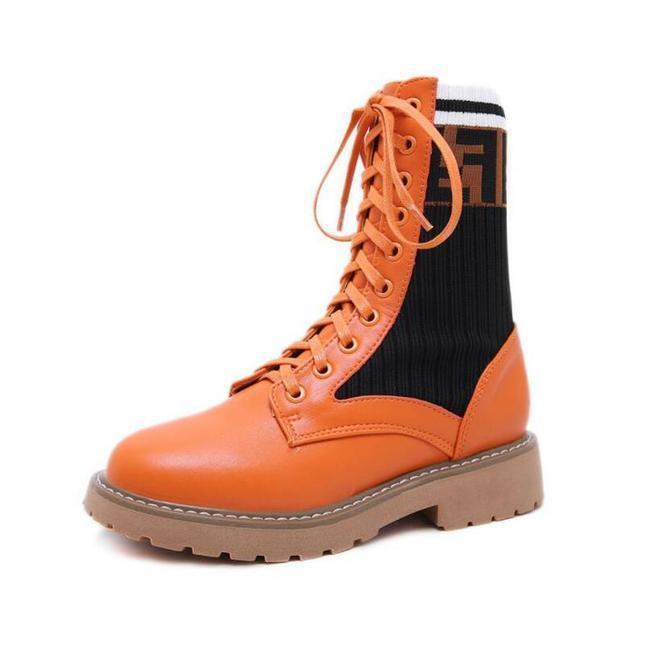 migliore vendita Stivali stivaletti scarponcini scarponcini scarponcini beige nero comodi anfibi donna tacco 3 cm 1470  all'ingrosso a buon mercato