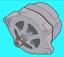 SALE-1645-Watt-PMA-PMG-SUPER-CORE-12-VAC-3-Wire-Wind-Turbine-Permanent-Magnet miniature 2