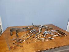 Vintage Lot Medical Surgical Instruments Sklar Smith Amp Nephew V Mueller Codman