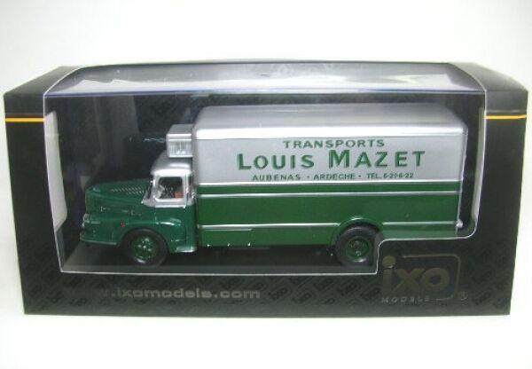 Unic to 122 Liuis Mazat (1960)