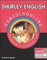 Shurley English Level 5 Homeschool Workbook