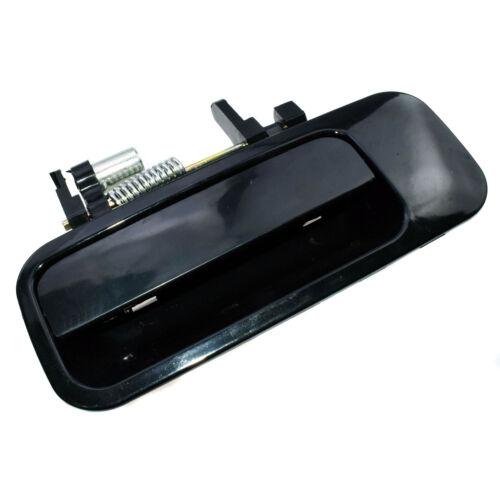 New Exterior Black Rear Left RL Door Handle For Toyota Camry 97-01 69240-AA010