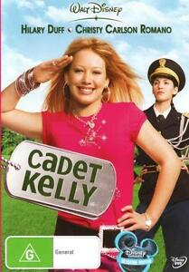 CADET-KELLY-Hilary-Duff-Christy-Carlson-Romano-NEW-DVD-Region-4-Australia