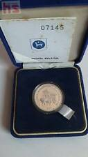 Malaysia Melaka Historical City Proof Coin with Box and Certificate Malacca 1989
