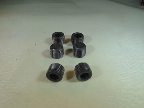 Miatamecca Used Cylinder Head Oil Galley Plug Set 90-05 Miata MX5 9WR041000 OEM