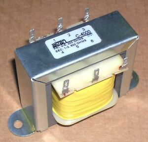 Details about NEW-NOS Altran C-4000 output transformer - 200 ohms to 600  ohms ~ QUALITY!