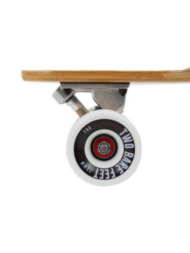 TBF in bambù SERIE Longboard Skateboard Premium Modello completo
