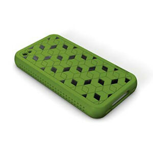 XtremeMac iPhone 4 Green Hybrid Silicone Case 497200225