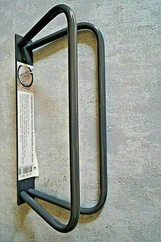 Wand Fahrradständer Fahrrad Wandhalterung Wandständer 63 mm Stahl Fahrradhalter