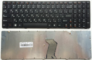 New for Lenovo IdeaPad G580 G580A G585 G585A Z580 RU Keyboard Russian клавиатура