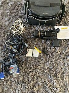Sony-Hvr-A1e-Camera-With-Extras